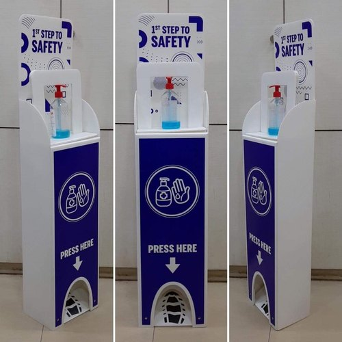 Portable Hand Sanitiser Stands