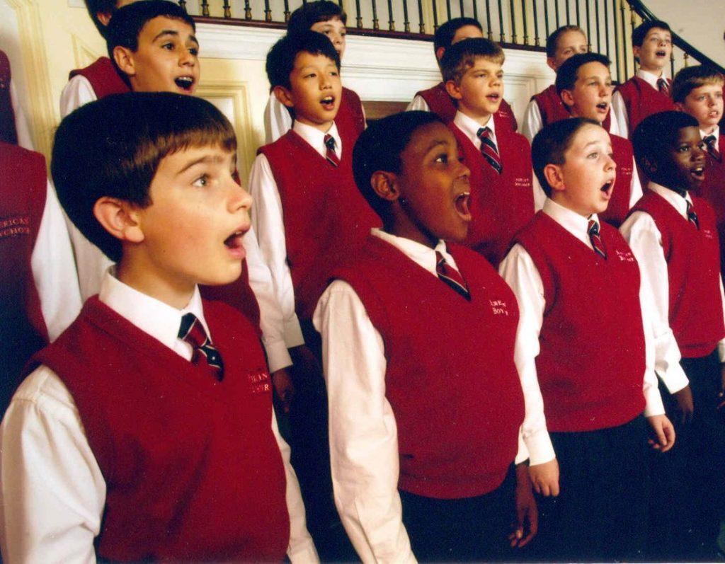 all-boys school