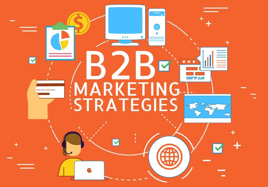 B2B marketing for software companies