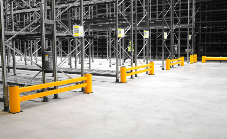 workplace safety barriers